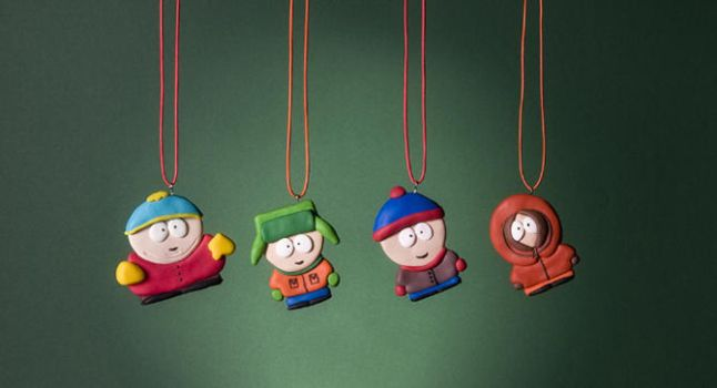 South Park by designandberries