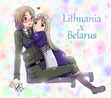 (Request) LithuaniaxBelarus by tabbycat1212