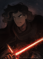 You'll never be as strong as Darth Vader by rosy-Clockomaton