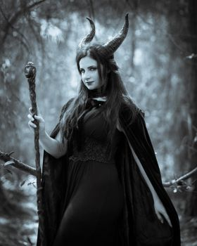 Maleficent by QNetX