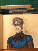 Nightwing by EpicSteve