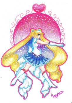 Gift: Sailor princess :3 by KalyNichya92