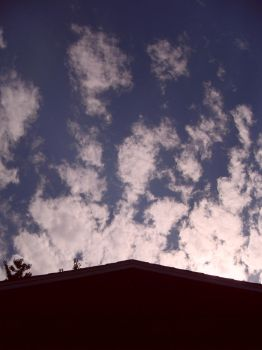 Clouds Stock XIX by CreepShowStock