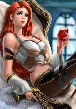 Miss Fortune by ChloeKang