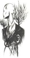 The Operator (The Slender Man) by ChillyAcademicIV