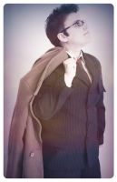 10th Doctor by Lari--Chan