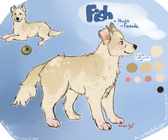 Fish ref by PointAdoptsforyou