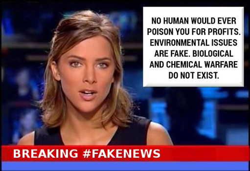 Breaking #FakeNews Poison For Profits by paradigm-shifting