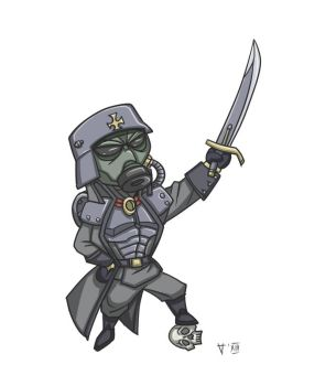 For the chibi Emperor! by Kain-Moerder