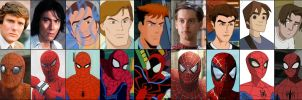 All Spider-Man by SashCoon