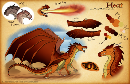 Wings of Fire by xTheDragonRebornx on DeviantArt