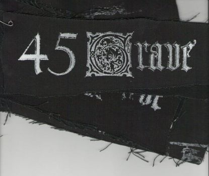 45 Grave scrn patch by RatSamsa