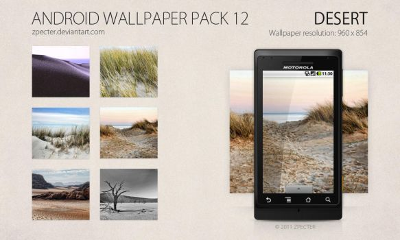 Android wallpaper pack 12 by zpecter