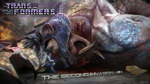 The Second Invasion 4 of 4 by GeneralSoundwave