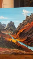 Valley of Gold by csell