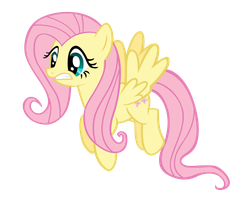 Fluttershy Vector by ikillyou121