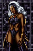 Collaboration: Storm by GawainesAngel