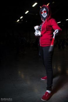 Namco High Terezi Pyrope Cosplay by Sioxanne
