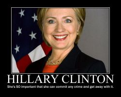 Hillary Clinton by Balddog4