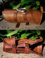 Connor's Bracer by MudgetMakes