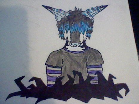 Old Drawing I found by 8BitZombies