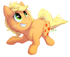 G1 for newbies: Applejack by C-Puff