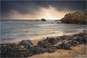 Sun Wreck by Philippe-Albanel