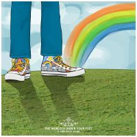 The World Is Under Your Feet by ripatapir
