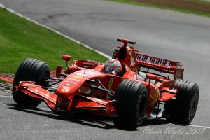 F1 test 3 by olly83