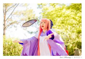 Senbonzakura Luka :: 'Master, here's your te- ...' by xxDorii