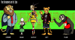 The Students of St Zoo 3 by JackOrJohn