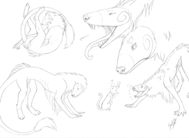 :C: Icabod Sketch Page by BuryTheMaid