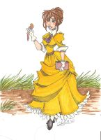 Jane Porter by FrenchHumorist