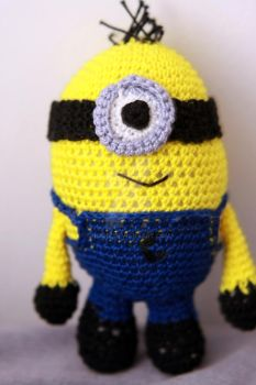 Despicable Me: Minion #1 by Nissie