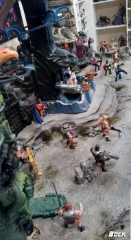 Eternia Diorama 1 by MikeBock
