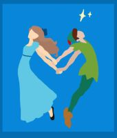 Peter And Wendy by middleR3DD