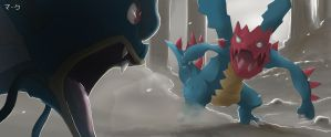 Pokemon: Clash at the Dragon Spiral Tower
