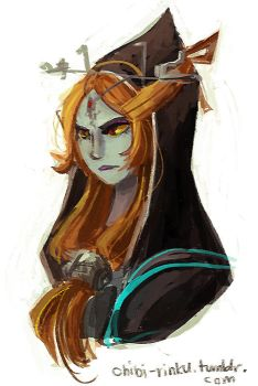 Midna by BettyKwong
