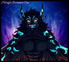 KinG Acnologia by NextGfx