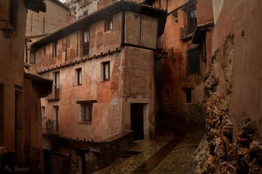 Albarracin I by Mr-Vicent