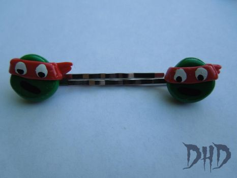 Raphael Bobby Pins by 3Alice3