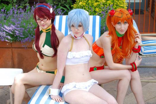 NGE: Summer Breeze by 06TATTO