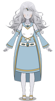 Priestess Outfit [Kisekae Export] by Idessa