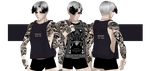 YEs I MADE Muscle Tank for MENN by ThisisKENZ