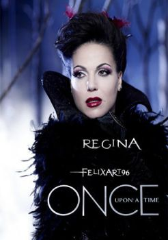 Regina Poster by fillesu96