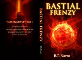 Bastial Frenzy Print Cover by goweliang