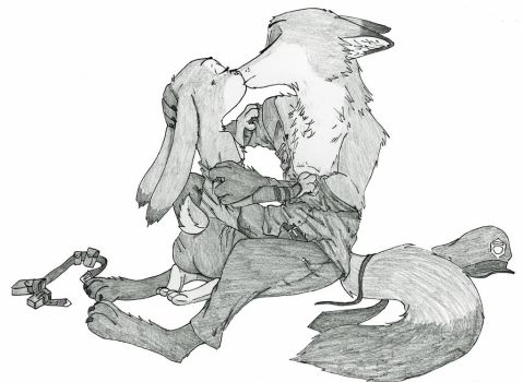 [COMMISSION] Wild Love by Ziegelzeig