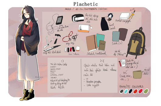 Meet the artist meme by Plachetic