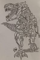 grimlock by budoxesquire