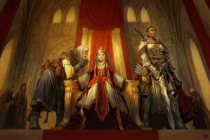 Servants to the Crown by DenmanRooke